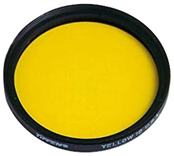 Tiffen 67mm 12 Filter (Yellow) 67Y12
