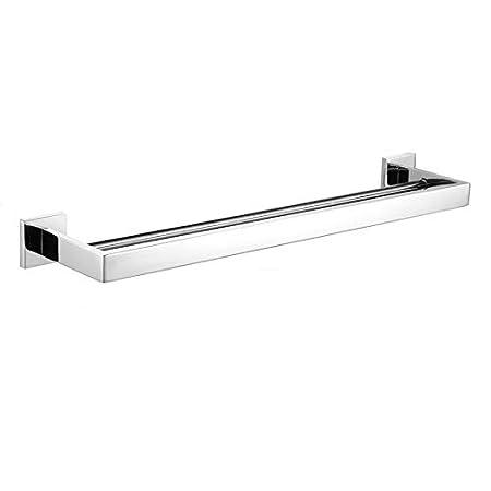 Turs Supporto di carta igienica Bagno Carta velina Rotolo Titolare In acciaio inox Montaggio a parete 2 Pack Lucidata Q7002P-P2