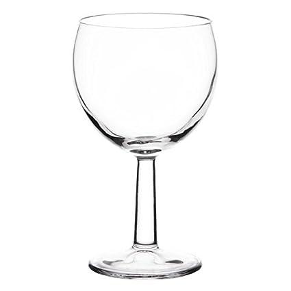 Arcoroc Ballon Wine Goblets 190ml CE Marked at 125ml: Amazon.es: Hogar