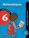 TRAM 2.0 Quadern d'activitats Matemàtiques 6 - 9788441222106