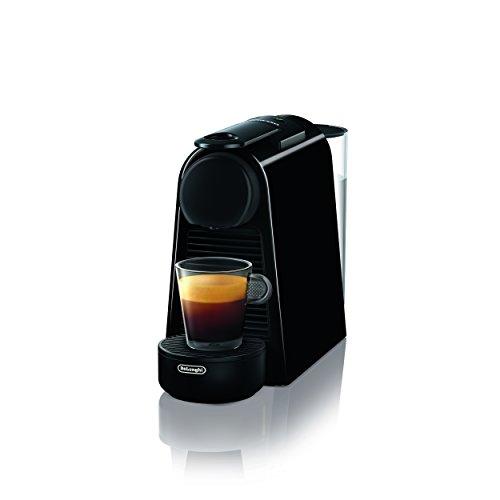 Nespresso Essenza Mini Espresso Machine by De'Longhi, Black