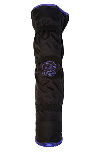 VetGood Oversized Extreme Waterproof & Breathable Dog Boot to Cover Bandages, Splints and Casts ()