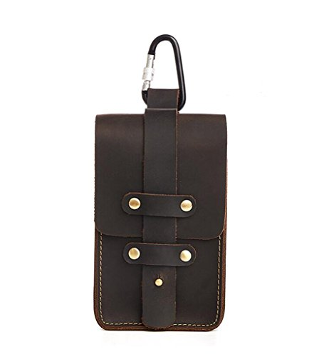 Briefcases 2 Bags 1 Shoulder Large Messenger Leather Men's Vintage Design Sucastle Capacity 7qUwRIPnx