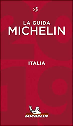 Michelin Guide Italy Italia 2020 Amazon Fr Livres