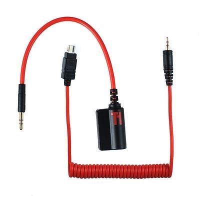 Triggertrap MD3-DC0 Mobile Dongle and DC0 Remote Release Cable Kit for Nikon (Red)