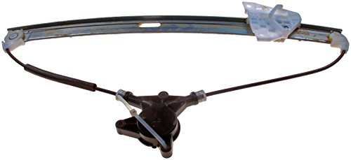 Mazda Regulator - Dorman 749-093 Mazda CX-7 Front Driver Side Power Window Regulator w/out Motor