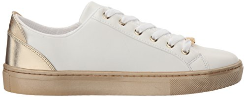 GUESS Womens Jacaly2 Sneaker Gold bNfqfTROz
