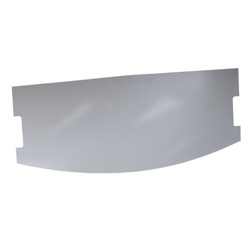 3M W-8101-10 - OUTER FACESHIELD COVER: 10 PER PACK