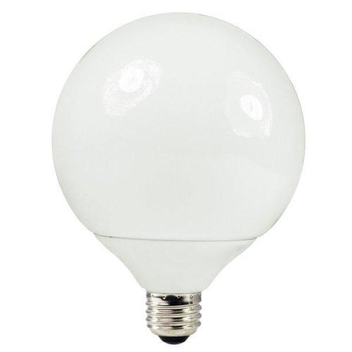 G40 Compact Fluorescent Light Bulb - Energy Miser FE-G40-23-50K - 23 Watt CFL Light Bulb G40 - 80W Equal - 5000K Full Spectrum - 80 CRI - 54 Lumens per Watt