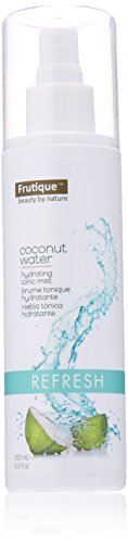 (Frutique Coconut Water Hydrating Skincare Tonic Mist, 6.8 Fluid Ounce)