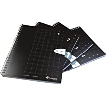 ANX-00005 A5 Single Subject GRID Notebooks Livescribe Graphic Tablet Accessory