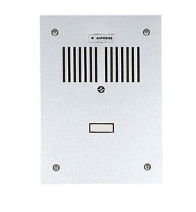 Aiphone Flush Mount Indoor Sub Station, Aluminum, Part# NA-NE - Flush Mount Sub Station