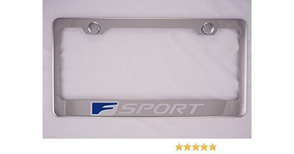 Dorable Lexus Isf License Plate Frame Image Collection - Frames ...