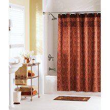 Better Homes And Gardens Shower Curtain Medina Paisley