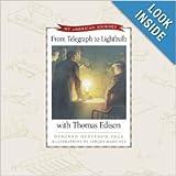 My American Journey - Thomas Edison, Deborah Hedstrom, 1576734498