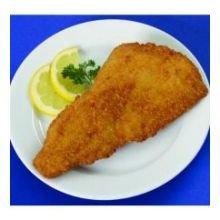 breaded flounder - 1
