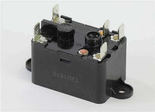 Q Replacement General Purpose Switching Fan Relay SPDT 24 V Coil ()