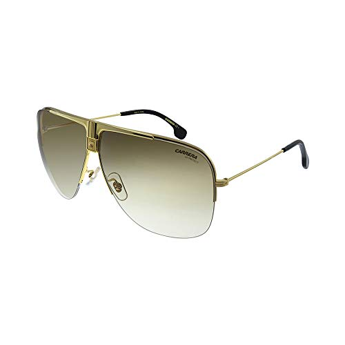 Carrera CARRERA 1013/S 001 Yellow Gold CARRERA 1013/S Pilot Sunglasses Lens Cat ()