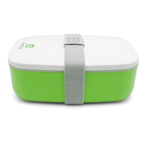bentgo all in one stackable lunch bento box green in the uae see prices reviews and buy in. Black Bedroom Furniture Sets. Home Design Ideas