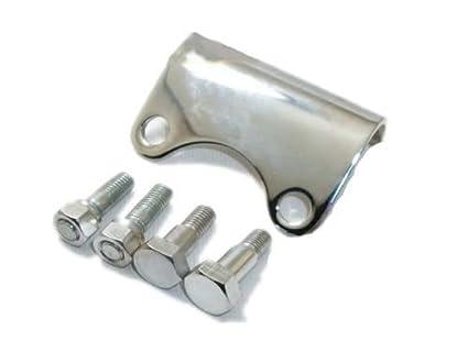 RS Vintage partes eby1372 horquilla delantera asa barra clip ...