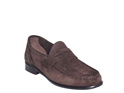 BRECOS Men's Loafer Flats SZ00mBqQ1
