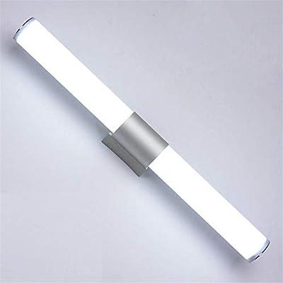 Kaxima Bath Mirror Lamps,LED Wall Lamps Bathroom Led Mirror Light 12W 16W 22W AC85-265V Acrylic LED Tube Wall lamp Bathroom Makeup Lighting