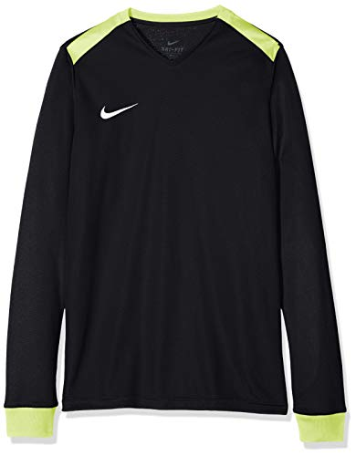 shirt zwart lange volt voetbaltruit Dry Kindershirt met Derby mouwen wit Park T Ii Nike Zwart B0g7qOxc
