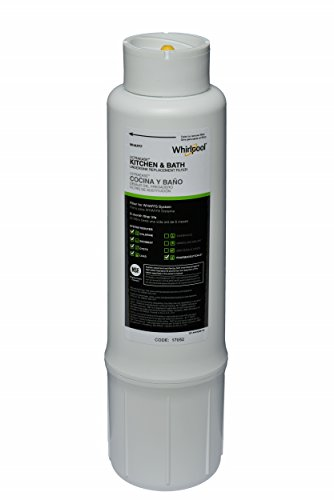 Whirlpool WHAFFF Water Filter, White