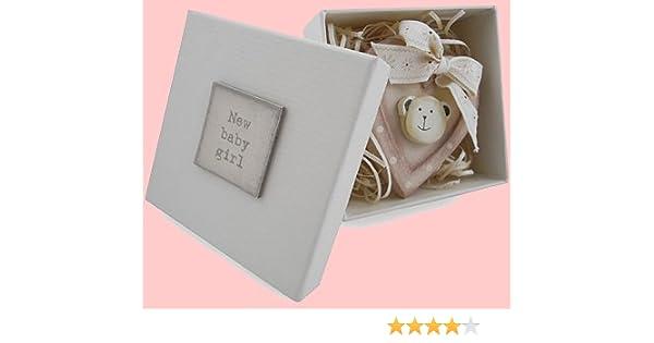 Nuevo bebé niña caja de recuerdos para recién nacido regalo: Amazon.es: Bebé