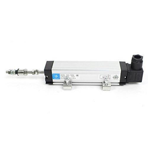 Lser de desplazamiento eDealMax BWL75 75 mm tirn Rod posicin lineal de la impresora