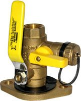 Webstone 1 1/2 Isolator w/ Rotating Flange & Multi-Function Drain 5141W Series by Webstone