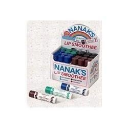 Nanak's Coconut Lip Smoothee Balm with SPF 10 - .15 oz. - 3 Pack by Nanak