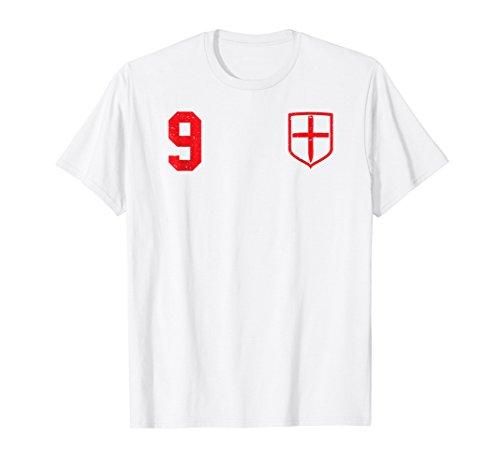 England Football Jersey England Retro soccer T-Shirt 1966