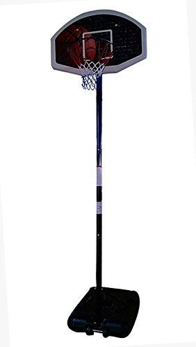 Youth Indoor/Outdoor Adjustable Height Portable Kids Basketball Hoop Goal Set