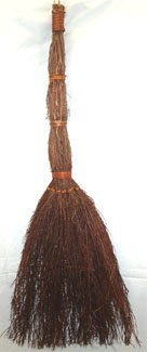 Cinnamon Broom Besom 36