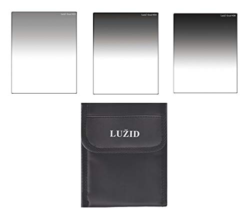 LUŽID 100mm ND8 MC Filter Multi-Coated Luzid ND 8 0.9 100 Neutral Density Optical Glass