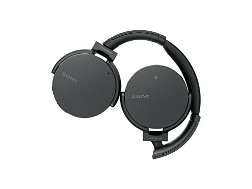 Sony XB950N1 Extra Bass Wireless Noise Canceling Headphones, Black by Sony (Image #4)