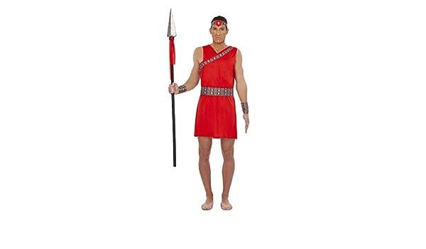 My Other Me Disfraz de Masai para Hombre: Amazon.es: Juguetes y juegos