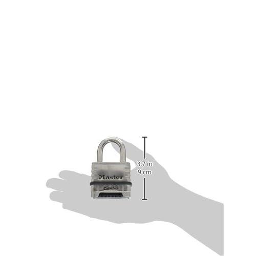 Master Lock 1174d Resettable Pro Series Combination