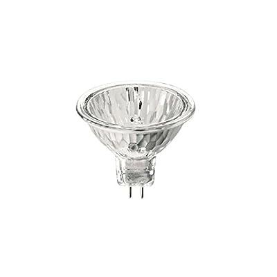 Philips Halogen Light Bulbs 50w MR16 12v (Pack of 5)