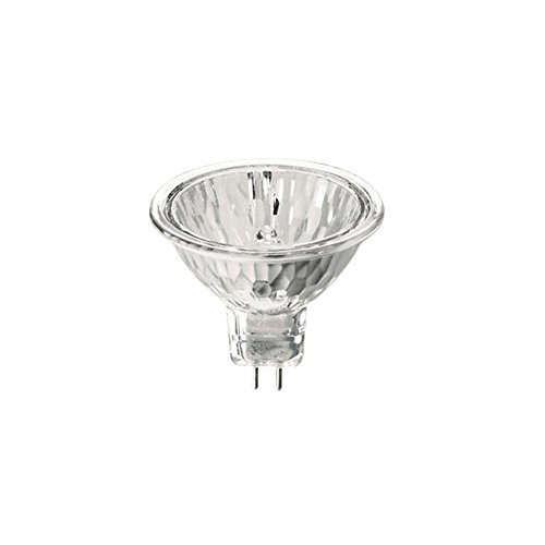 Philips Halogen Light Bulbs, Dimmable 50w Mr16 12v Gu5.3 (Pack of 5)