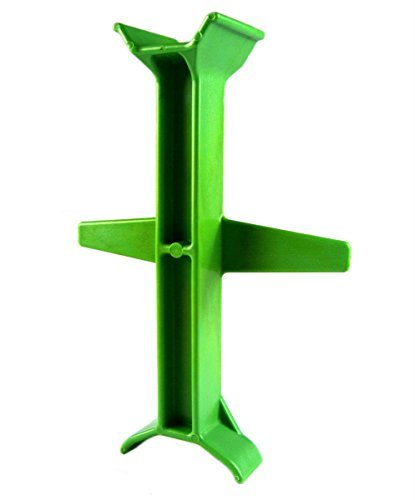SRT OFFROAD Fork Saver Brace Green Full Size Dirtbike Plastic Fork Support