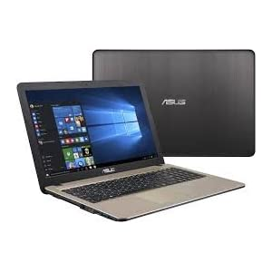 ASUS VivoBook Max X541NA-GO012T 15.6-inch Laptop (Quad-Core Pentium N4200/4GB/500GB HDD/Windows 10 Home/Intel HD 505 Graphics), Chocolate Black