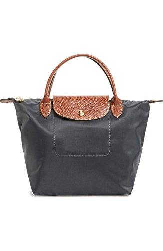 Longchamp Pliage Small handbag Gunmetal product image