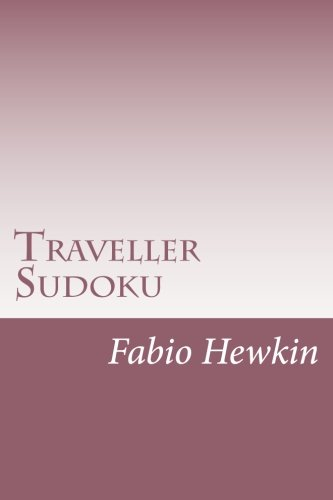 Traveller Sudoku: Compact Puzzle book