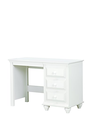 Lang Furniture Madison 4-Drawer Desk with Pencil Tray, 20 by 45 by 31-Inch, ()