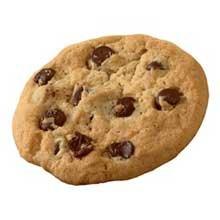 Readi Bake Sugar Free Chocolate Chip Cookie Dough, 1 Ounce -- 240 per case. by Readi-Bake