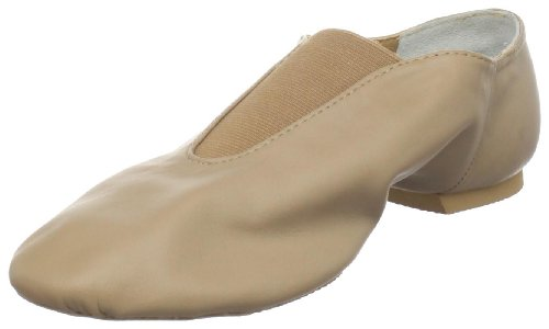 Dance Class Womens GS601 Center Gore Jazz ShoeCaramel7 M US