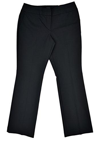 ann-taylor-womens-curvy-fit-straight-leg-cotton-blend-trousers-black-12p-petite