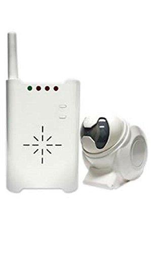 Optex® Wireless Indoor/Outdoor Alert Systems Alert Indoor Receiver
